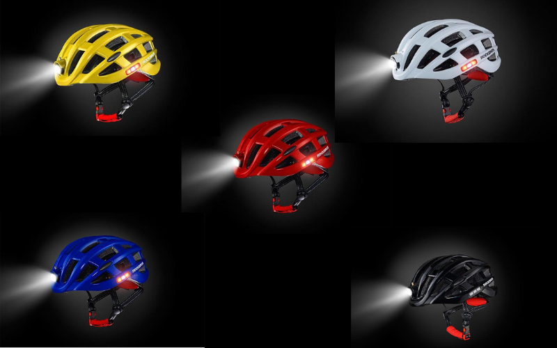 bicycle helmet different colors